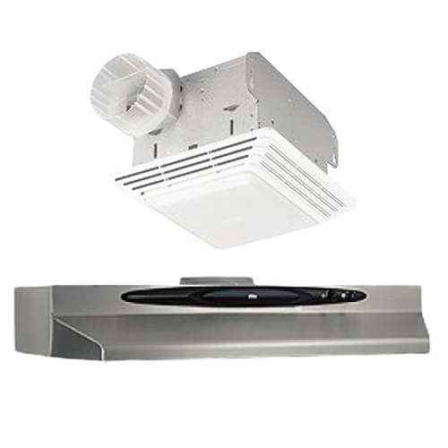 exhaust fans; hd supply home improvement solutions