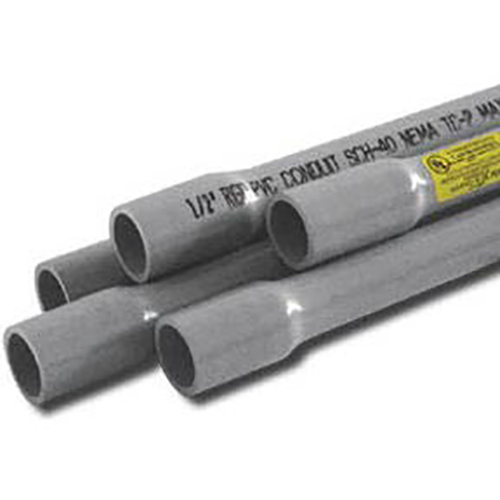 pvc conduit; pipe; hd supply home improvement solutions