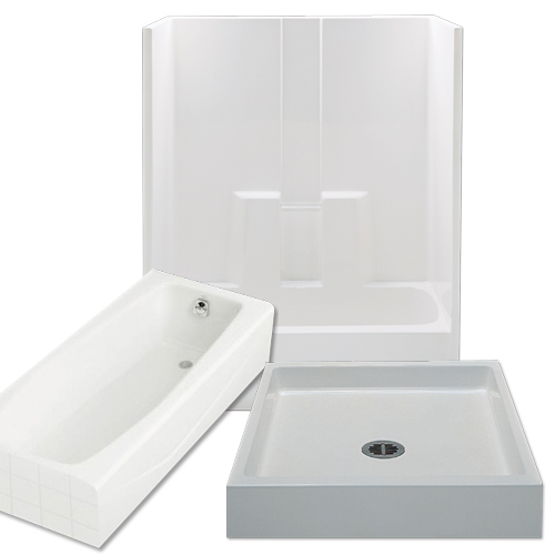 shower; tub; showers and tubs; hd supply home improvement solutions
