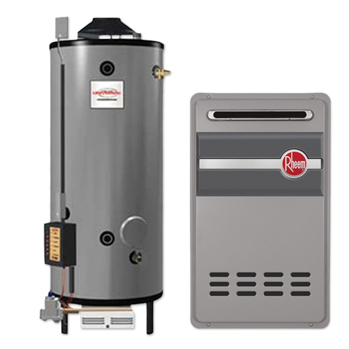 water heaters; hd supply home improvement solutions
